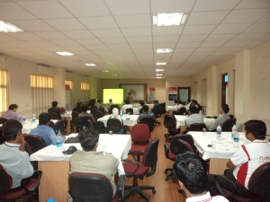 Official Presentation of OpenERP v7, Gandhinagar