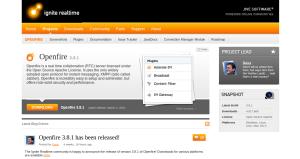 Openfire 3.8.1 has been released!